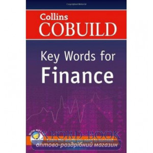 Key Words for Finance with Mp3 CD ISBN 9780007489848