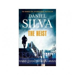 Книга Heist,The [Paperback] Silva, D. ISBN 9780007552290