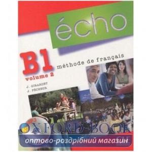 Echo B1.2 Аудіо СД ISBN 9786175980262