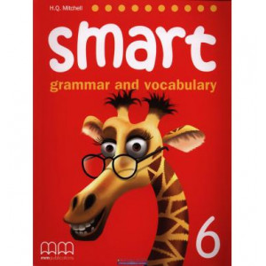 Книга Smart Grammar and Vocabulary 6 Students Book ISBN 2000059024017