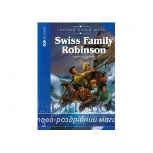 Level 3 Swiss Family Robinson Pre-Intermediate Book with CD Wyss, J ISBN 9789605091637