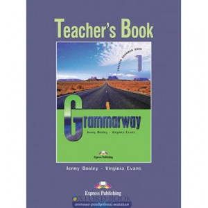 Книга для вчителя Grammarway 1 Teachers Book ISBN 9781844665952