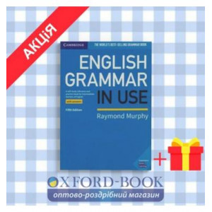 Граматика English Grammar in Use 5th Edition Book with answers ISBN 9781108457651