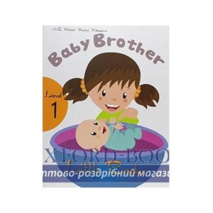 Level 1 Baby Brother (with CD-ROM) Mitchell, H ISBN 9789604783472