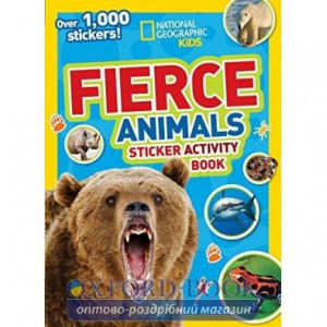 Книга Fierce Animals ISBN 9781426319013