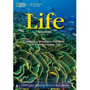 Life Beginner Interactive Whiteboard DVD-ROM Dummett, P ISBN 9781133318330