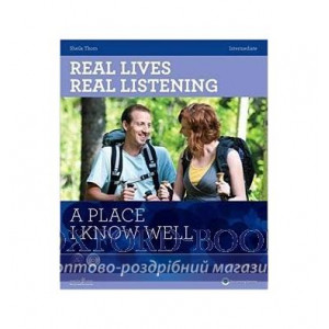 Real Lives, Real Listening Intermediate A Place I know Well with CD Thorn, S ISBN 9781907584404