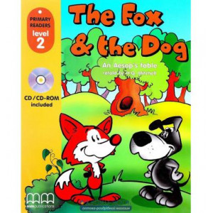 Level 2 Fox & the Dog with CD-ROM Mitchell, H ISBN 9789604430086