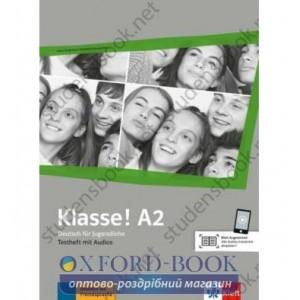 Книга Klasse! A2 Testheft mit Audios online ISBN 9783126071390