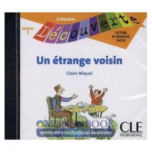 Decouverte 1 Un etrange voisin CD audio ISBN 9782090326666