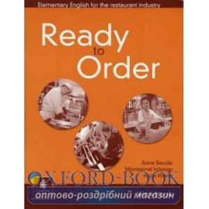Робочий зошит Ready to Order Workbook +key ISBN 9780582429567