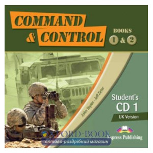 Career Paths Command and Control Class CDs ISBN 9780857775115