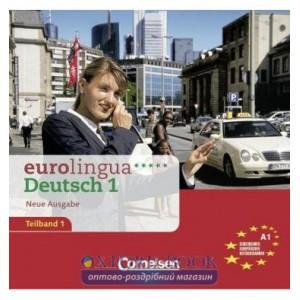 Eurolingua 1 Teil 1 (1-8) CD A1 Bertau, K ISBN 9783464211625
