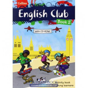 English Club Book 2 with CD-ROM McNab, R ISBN 9780007488605