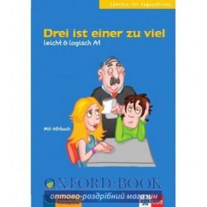 Drei ist einer zu viel + CD A1 ISBN 9783126051156