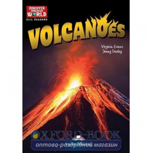 Книга volcanoes level 3 ISBN 9781471563423
