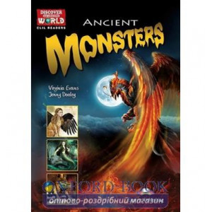 Книга ancient monsters level 3 ISBN 9781471571817