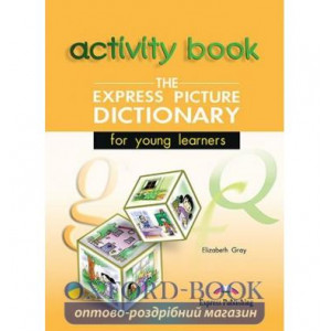 Робочий зошит Picture Dictionary for Young Learners Activity Book ISBN 9781842166109