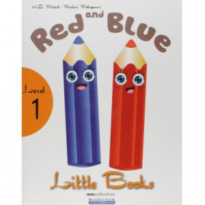 Level 1 Red and Blue (with CD-ROM) Mitchell, H ISBN 9789604783113