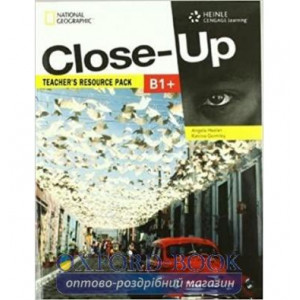 Close-Up B1+ Teachers Resource Pack (CD-ROM + Audio CD) Gormley, K ISBN 9780840029928