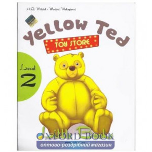 Level 2 Yellow Ted (with CD-ROM) Mitchell, H ISBN 9789604783878