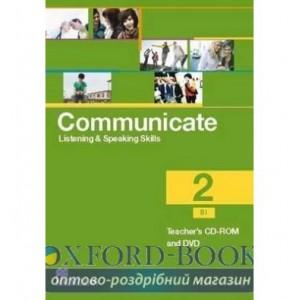 Communicate 2 Teachers CD-ROM and DVD ISBN 9780230440326