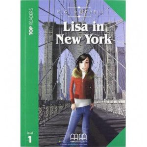Level 1 Lisa in New York Beginner Book with CD Mitchell, H ISBN 9789604436613