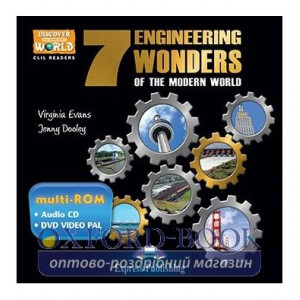 7 Engineering Wonders of the Modern World DVD ISBN 9781471509637