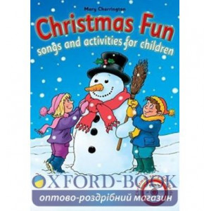 Christmas Fun with Song CD ISBN 9780194546065
