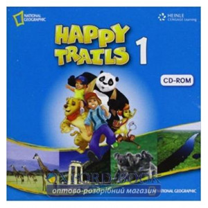 Happy Trails 1 CD-ROM Міллард Кендіс ISBN 9781111062354