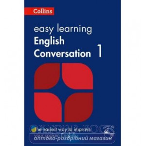 English Conversation 2nd Edition Book1 with Audio CD Collins Dictionaries ISBN 9780008101749