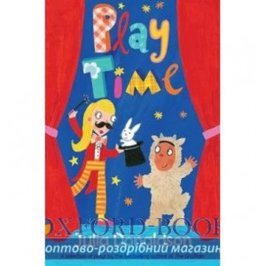 Книга Play Time: A Selection of Plays Julia Donaldson ISBN 9781447231592