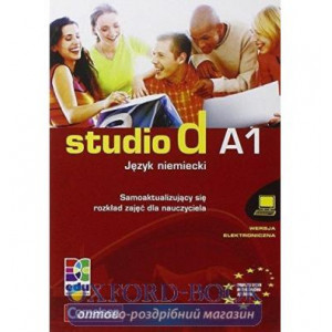 Studio d A1 Diditaler Stoffverteilyngsplaner auf CD-ROM Funk, H ISBN 9783060206070