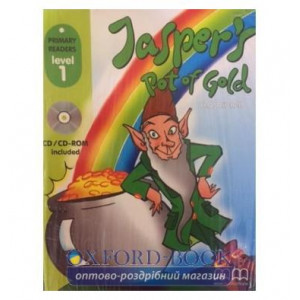 Level 1 Jaspers Pot of Gold with CD-ROM Mitchell, H ISBN 9789604430123