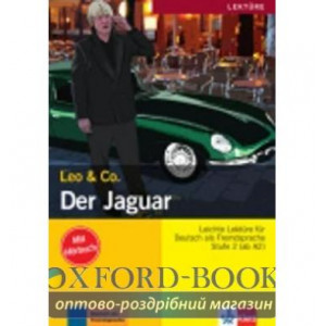 Der Jaguar (A2), Buch+CD ISBN 9783126064088
