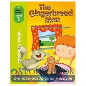 Книга для вчителя Level 1 The Gingerbread Man teachers book ISBN 9786180525052