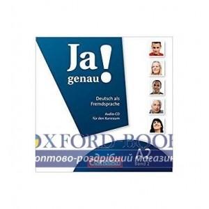 Ja genau! A2/2 CD Finster, A ISBN 9783060241699