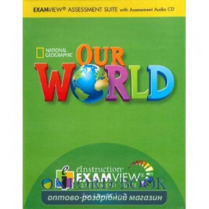 Our World 1-3 Examview CD-ROM Crandall, J ISBN 9781285461113