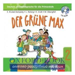 Der grune Max Interaktiv CD-ROM 2 ISBN 9783126062114