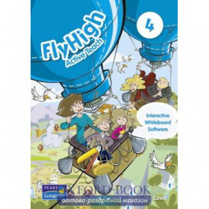 Fly High 4 Active Teach CD-ROM ISBN 9781408248133