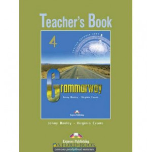 Книга для вчителя Grammarway 4 Teachers Book ISBN 9781903128985