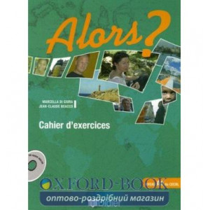 Alors? A1 Cahier dexercices + CD audio ISBN 9782278057627