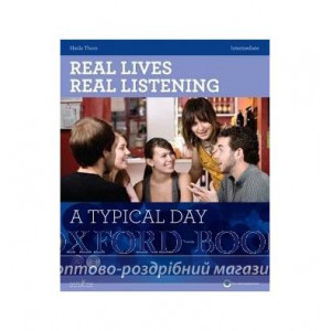 Real Lives, Real Listening Intermediate A Typical Day with CD Thorn, S ISBN 9781907584435