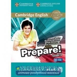Cambridge English Prepare! Level 3 Presentation Plus DVD-ROM Capel, A ISBN 9781107497320