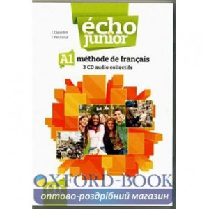 Echo Junior A1 Collectifs CD Girardet, J ISBN 9782090323313