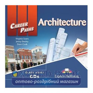 Career Paths Architecture Class CDs ISBN 9781471516276