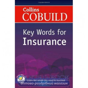 Key Words for Insurance with Mp3 CD ISBN 9780007489831