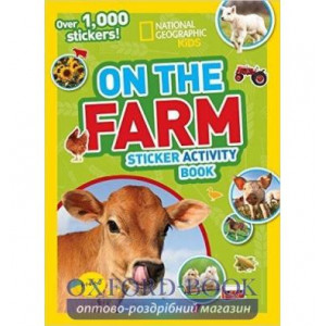 Книга On the Farm ISBN 9781426320576