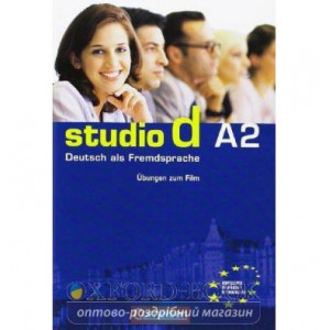 Книга Studio d A2 Ubungsbooklet zum Video 10er-Pack Funk, H ISBN 9783464208182