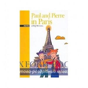 Книга Level 1 Paul and Pierre in Paris Starter Mitchell, H ISBN 9789603790792